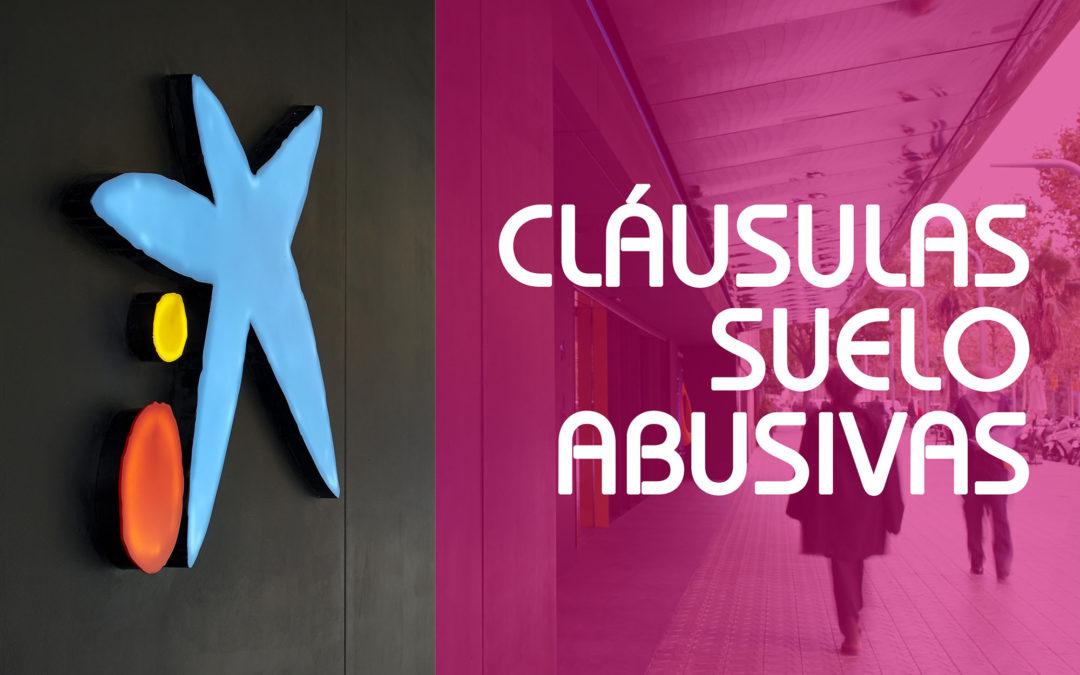 Las cláusulas suelo de las compraventas con subrogación también son abusivas