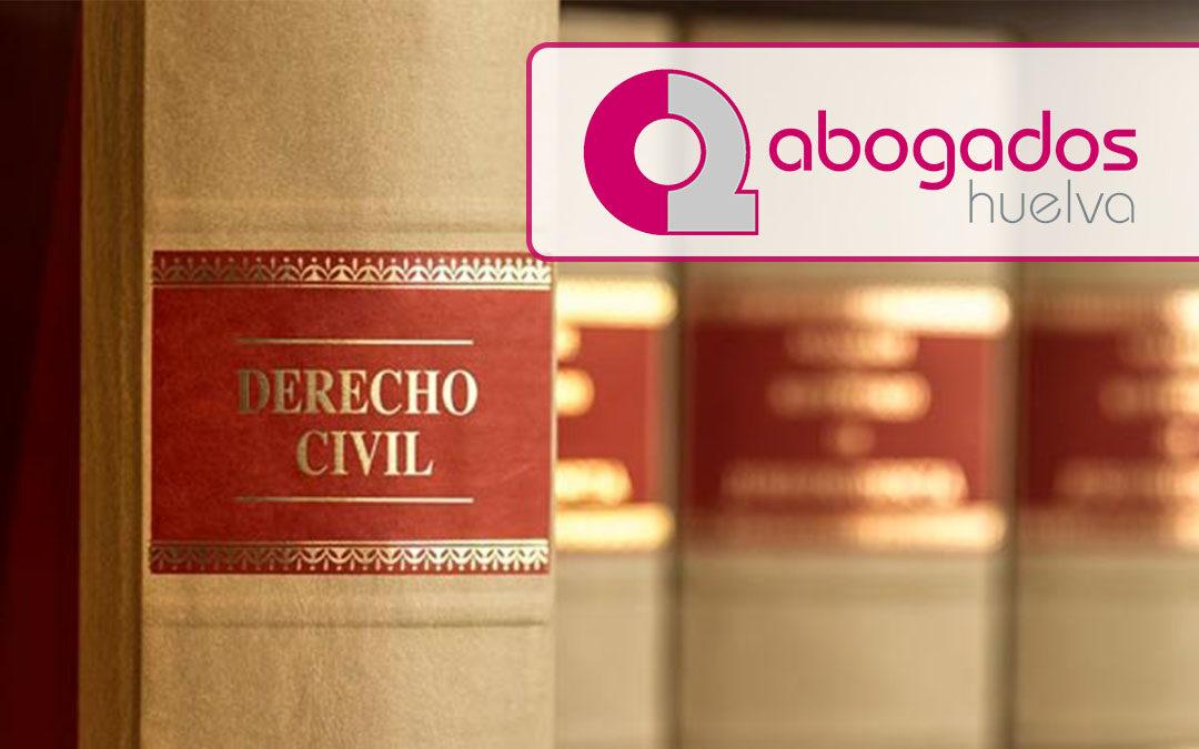 ¿Qué es el derecho civil? ¿En qué ámbitos se aplica?
